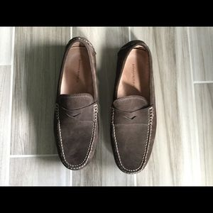 Banana Republic Men's Suede Loafers Size 9.5 M